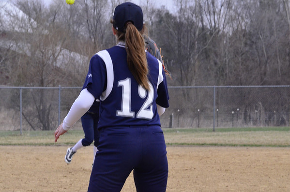 OE girls softball season 2015