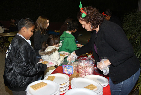 Kids Hope Christmas Party 2011