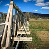 Vacy, NSW, Australia<br /> The Bridge over Paterson River, built 1898.