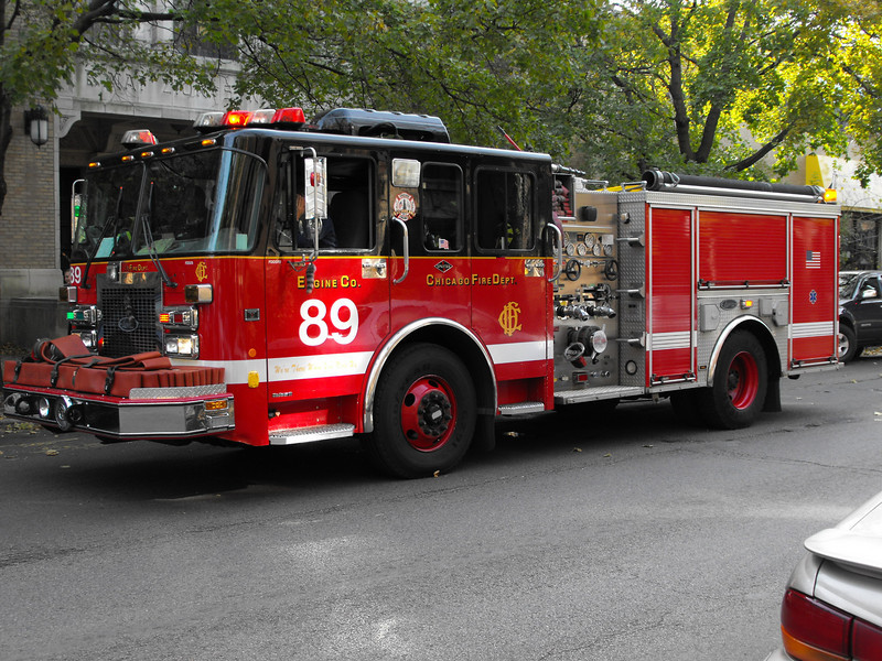 Chicago Fire Department Engine Companys