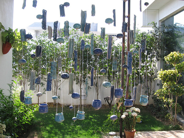 Mobiles and Wind Chimes
