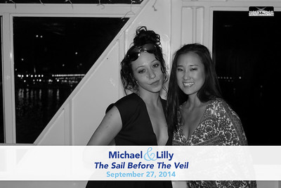 Michael & Lilly Engagement Party - 9/27/2014
