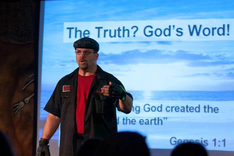 Myth Busters for Christ - October 8 & 9, 2011