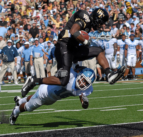Wake Forest Football 2007