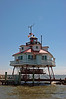 Thomas Point Shoal Lighthouse : Thomas Point Shoal Lighthouse