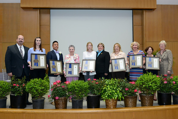 The Clara Ford Awards for Nursing Excellence 2014