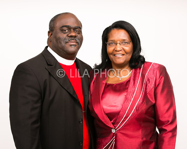 Bishop Randy L. & Deborah McGriff Hightower