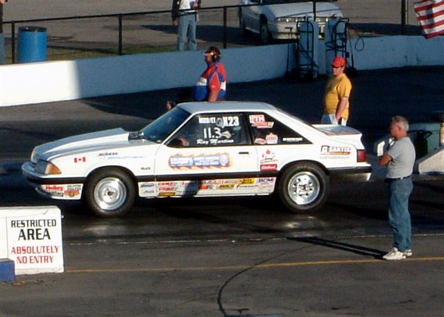 2005 Ray Martino Drag Racing