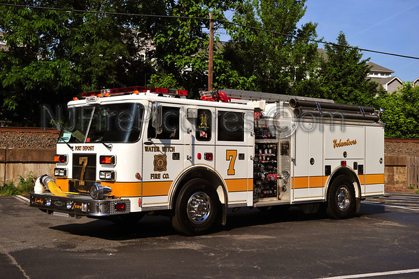 CECIL COUNTY FIRE APPARATUS