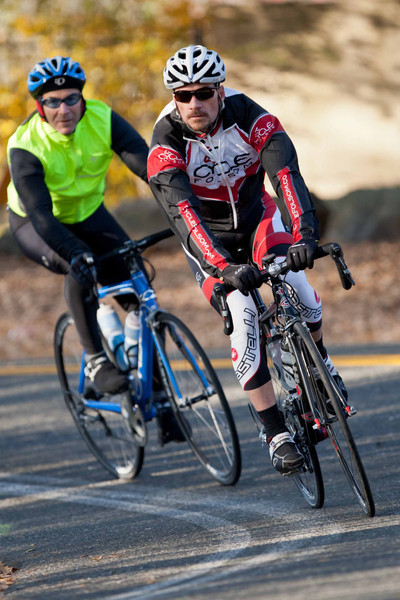 Cycle Folsom - New Years 2112 Club Ride
