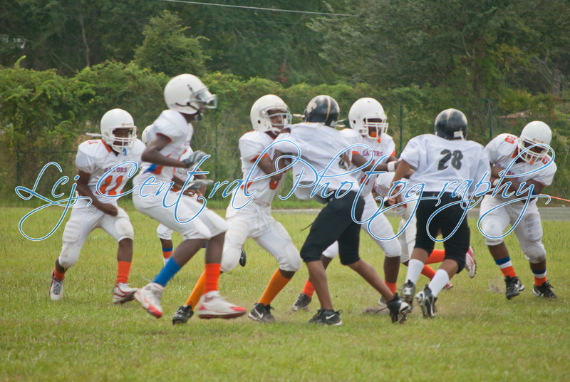 2011 Gators vs Saints Varsity