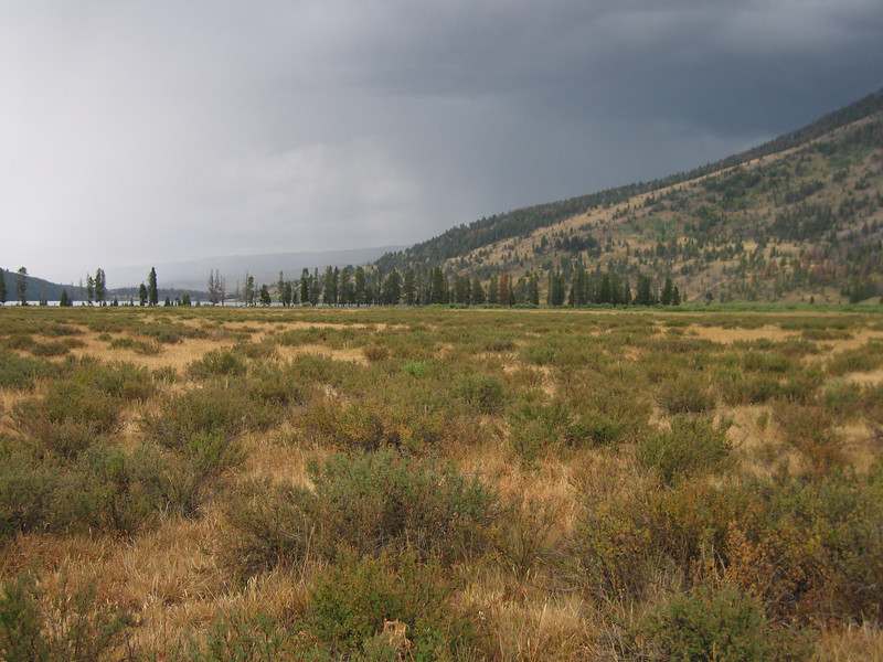 Wind River Mountains, Sept. 2008