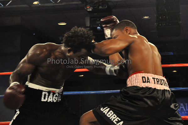Boxing in Atlantic City, New Jersey