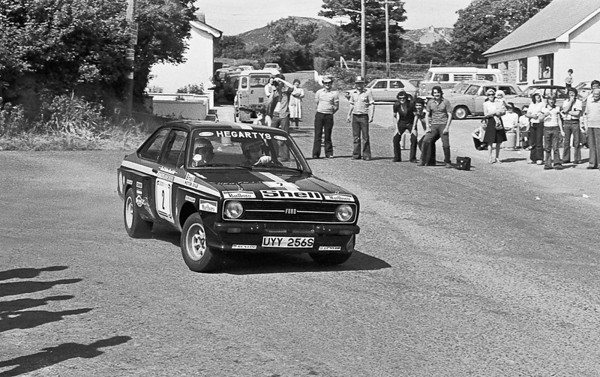 Donegal Rally 1978