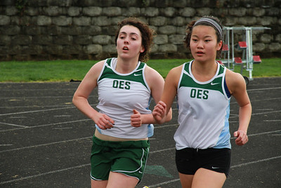 Upper School Track Meet, Spring 2014