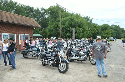 Budd Motorcycle Run