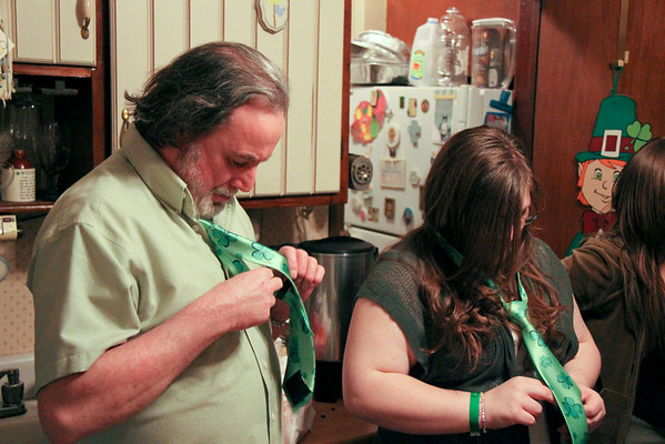 St. Paddy's Day 2011