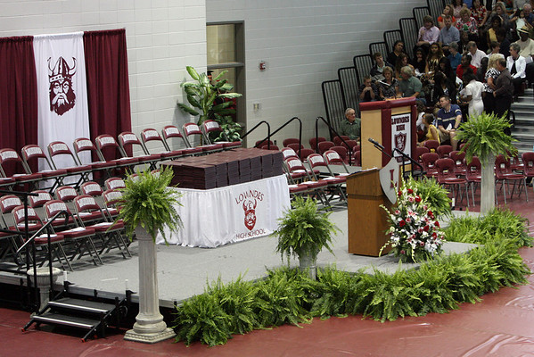 2009 Lowndes High Graduation
