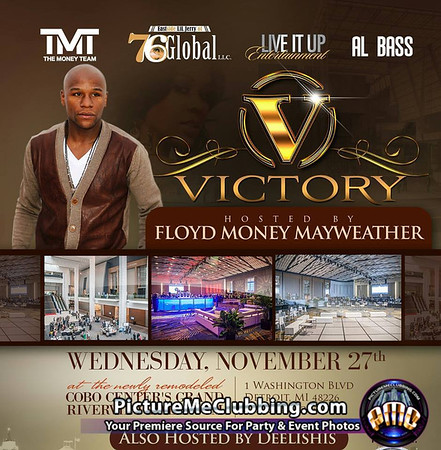 Victory (Featuring Floyd Mayweather)