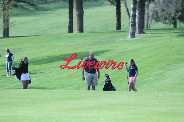 Girls' Golf vs ELC 5-1-15