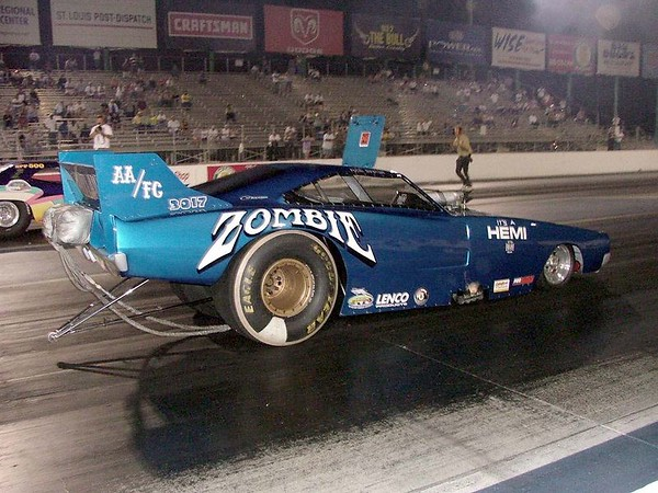 2004 Funny Car Nationals by Jerry Gilles