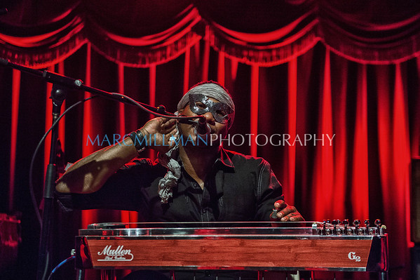 Bowlive 4- Nite 2 feat. Lee Fields, Robert Randolph, Derek Trucks & Warren Haynes (Fri 3/8/13)