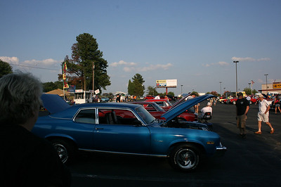 Northern Tool Cruise-In - Burlington, NC - 06/23/2012