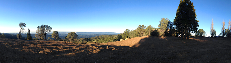 Mount Umunhum Summit Project