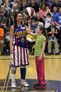 Harlem Globetrotters April 16, 2014