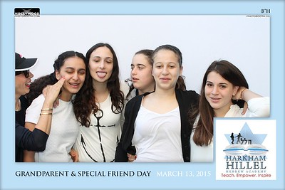 Harkham Hillel Hebrew Academy Grandparent Special Person Day 2015 Booth 2