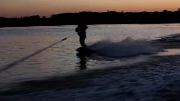 2012-08-16 Wakeboarding Video