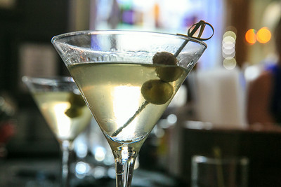 Martinis at the Mansion | July 2014