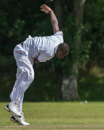ICC Intercontinental Cup, Can V UAE @ King City, Aug. 1-4 2013