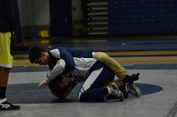 OE Wrestling season 2014/15