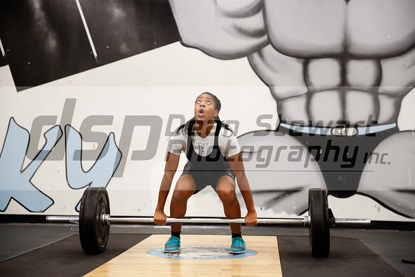 Hagerty Girls Weightlifting 12-10-14