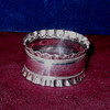 Oval Silver Napkin Ring 02