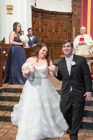Anthony & Carolines Wedding 4/12/2014