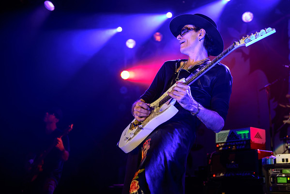 Steve Vai 10-05-12 at the Commodore Ballroom