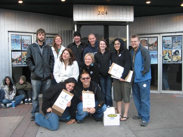 Flobots Street Team Pics