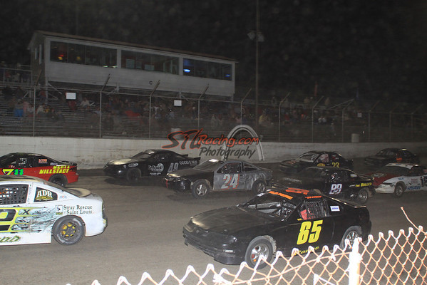 UMP DIRTcar/AARA Pro 4 Stocks