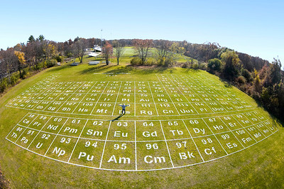 World's Largest Periodic Table of the Elements