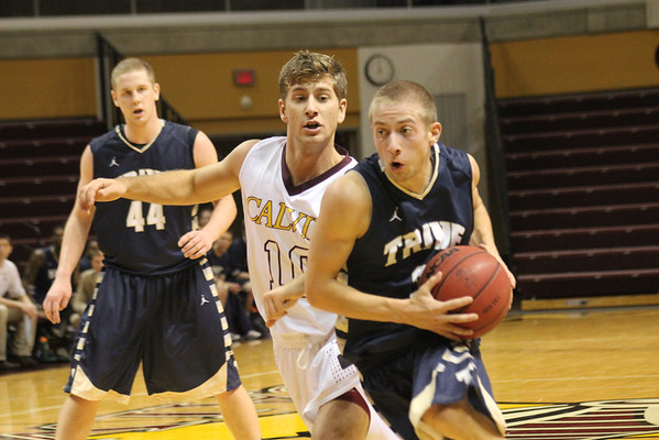 Men's Basketball vs. Trine