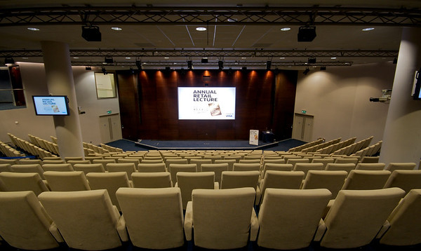 BRC Annual Retail Lecture 2012