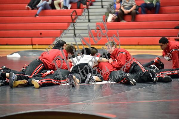 High School Wrestling 2014 - 2015