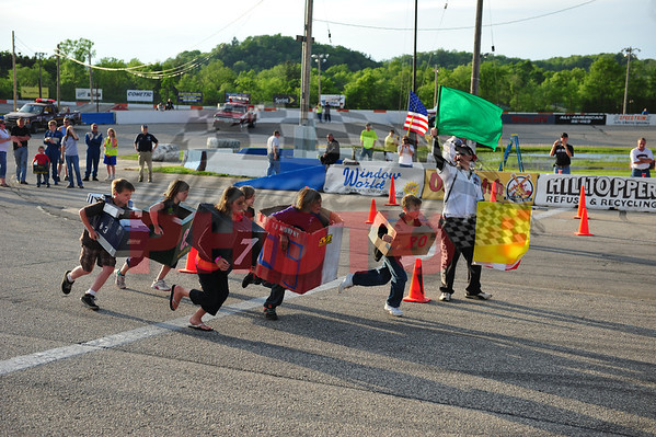 LaCrosse Speedway, May 28th, 2011