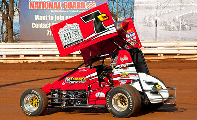 Williams Grove SNS Opener 4-26-14