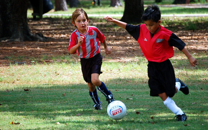 Arsenal Soccer, Fall 2006