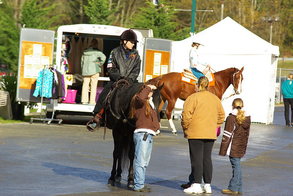 4-H Fall Show ESF 2007