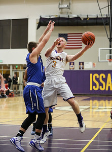 Bothell @ Issaquah Boys Basketball