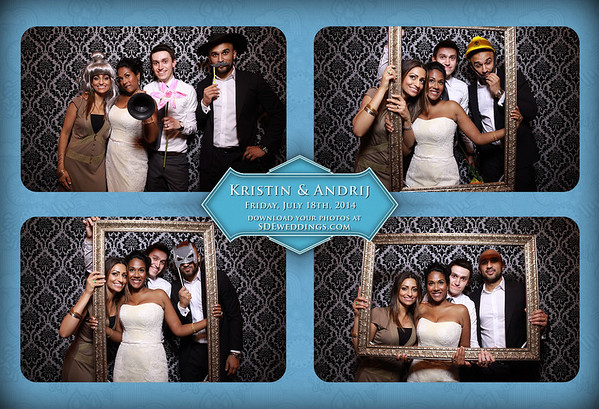 Kristin + Andrij (July 18th, 2014)